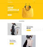 Мода. Шаблон сайта 64827