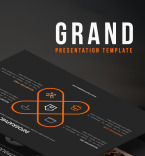 PowerPoint Template  #64837