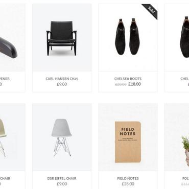 Купить  пофессиональные WooCommerce шаблоны. Купить шаблон #64841 и создать сайт.