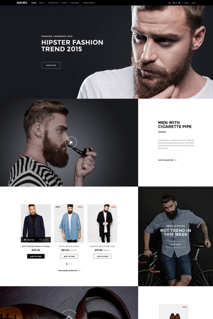 Website template 64842