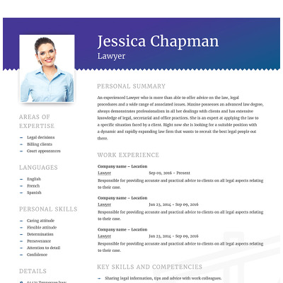 Retail Resume Word Jessica Chapman  Lawyer Cv Resume Template  Resume Advice with High School Resumes For College Word Jessica Chapman  Lawyer Cv Resume Template  Resume Templates Hybrid Resume Example Word