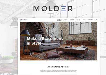Interior Design Company HTML