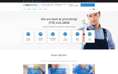 PipeMaster - Plumbing Services