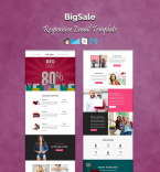 Newsletter Templates #64984 | TemplateDigitale.com