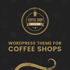 Coffee shop templates templatemonster coffee shop cafe bar pub restaurant toneelgroepblik Images