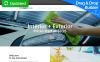 Responsive Moto CMS 3 Template over Wasstraat  New Screenshots BIG