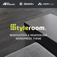 Premium Wordpress Home Decor Themes 2019 Templatemonster