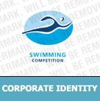 Sport Corporate Identity Template 6503