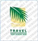 Travel Logo  Template 6586