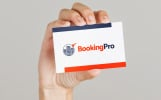 BookingPro - Real Estate Business Logo Template
