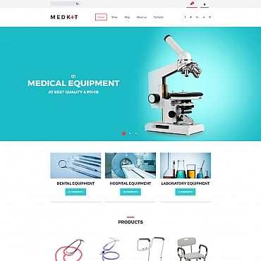Motocms Ecommerce Template 65053