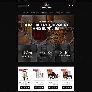 Купить  пофессиональные MotoCMS шаблоны для интернет-магазинов. Купить шаблон #65058 и создать сайт.
