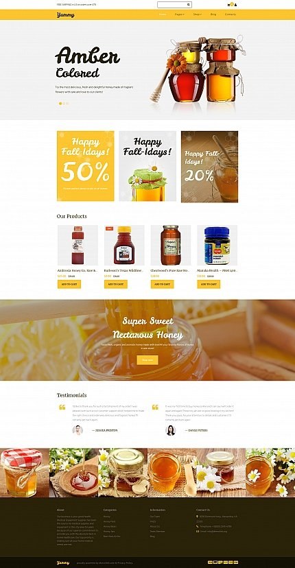 Website template 65066