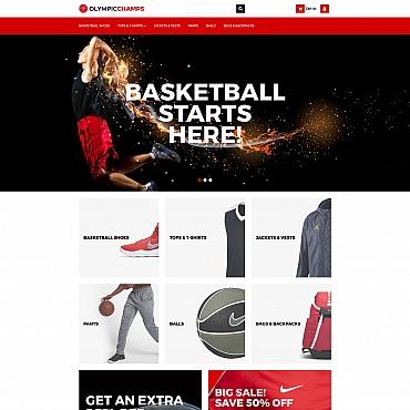 Купить  пофессиональные MotoCMS шаблоны для интернет-магазинов. Купить шаблон #65069 и создать сайт.