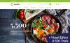 Адаптивний MotoCMS інтернет-магазин на тему продуктовий магазин New Screenshots BIG