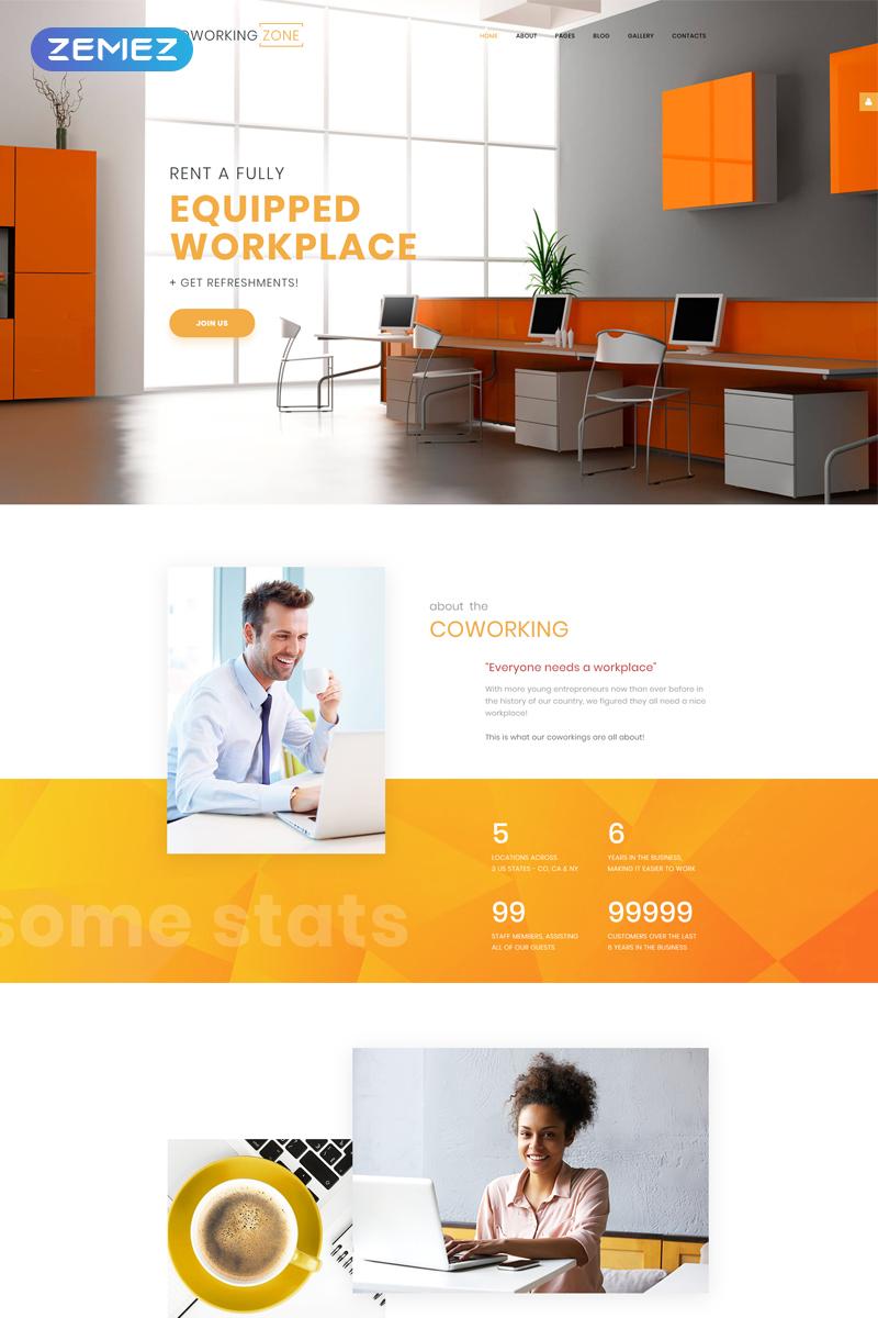 Office Responsive Joomla Template