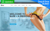 Plantilla Moto CMS 3  para Sitio de Perdida de peso New Screenshots BIG