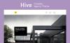Hive - Creative Agency WordPress Theme Big Screenshot