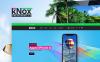 Reszponzív Elektronikai üzlet  PrestaShop sablon New Screenshots BIG