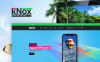 "Tema PrestaShop Responsive #65112 ""kNox"" New Screenshots BIG"