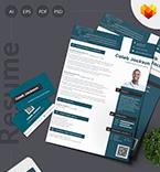 Resume Templates #65237 | TemplateDigitale.com