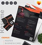 Resume Templates #65239 | TemplateDigitale.com