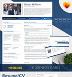 Resume Templates #65244 | TemplateDigitale.com