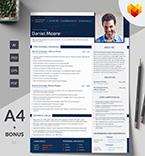 Resume Templates #65245 | TemplateDigitale.com