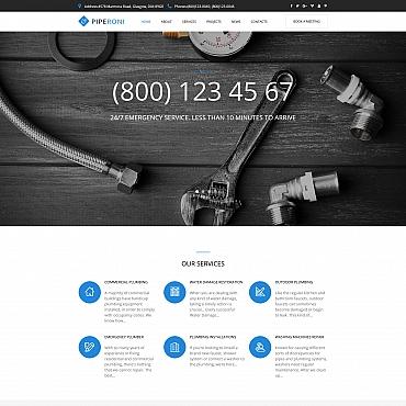 Купить  пофессиональные Moto CMS HTML шаблоны. Купить шаблон #65268 и создать сайт.