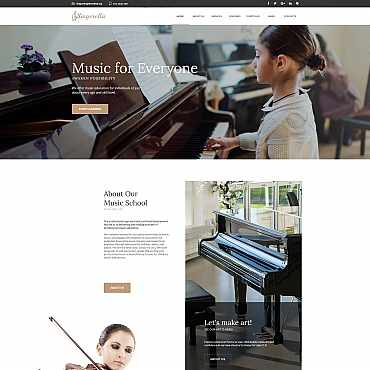Preview image of Singerella - Music School