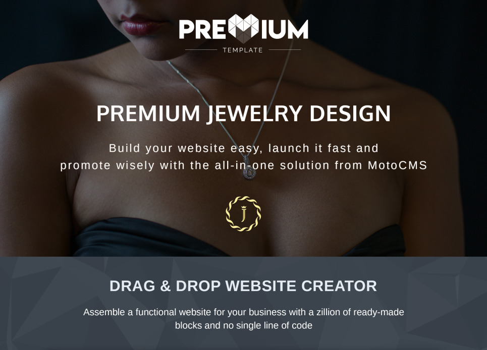 Jewelry Website Design for Jewellery Companies