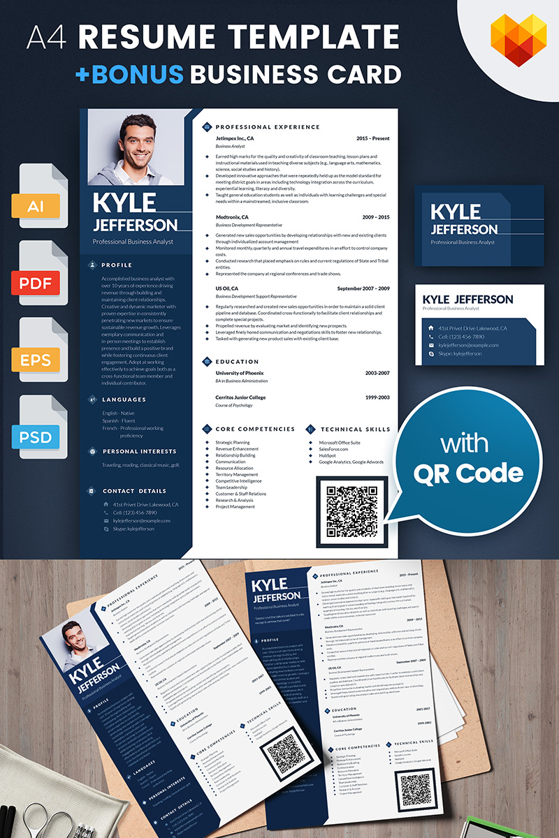 kyle jefferson businessman manager and consultant resume