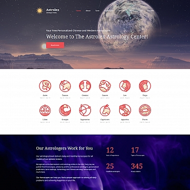 Preview image of Astrology Center Premium