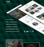 Newsletter Templates #65368 | TemplateDigitale.com