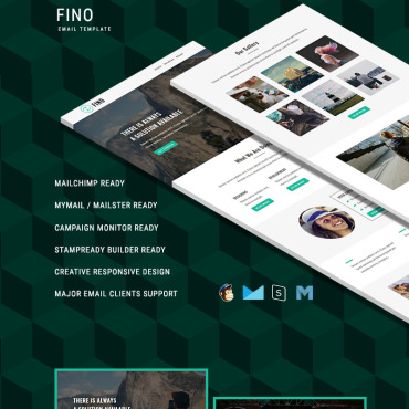 Preview image of Fino - Responsive