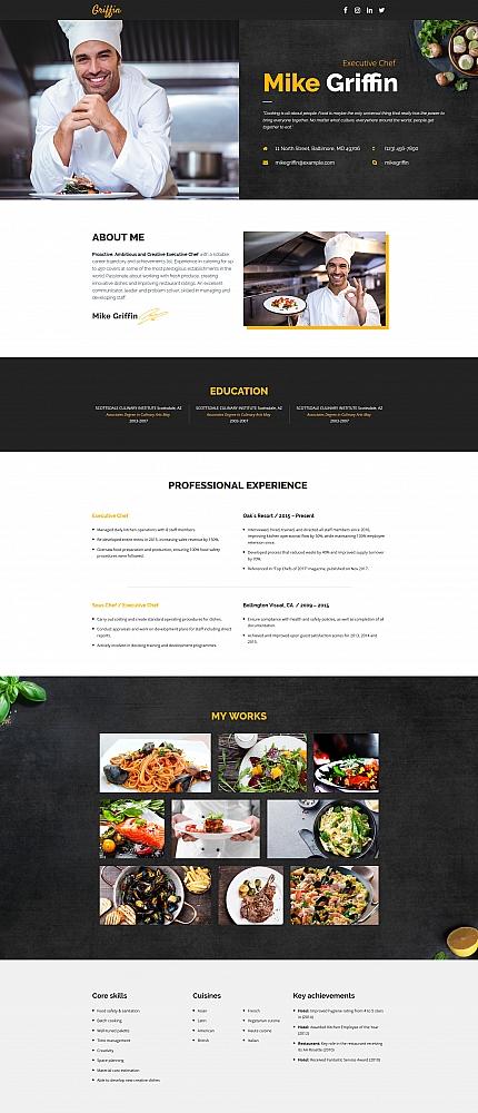 Website template 65375