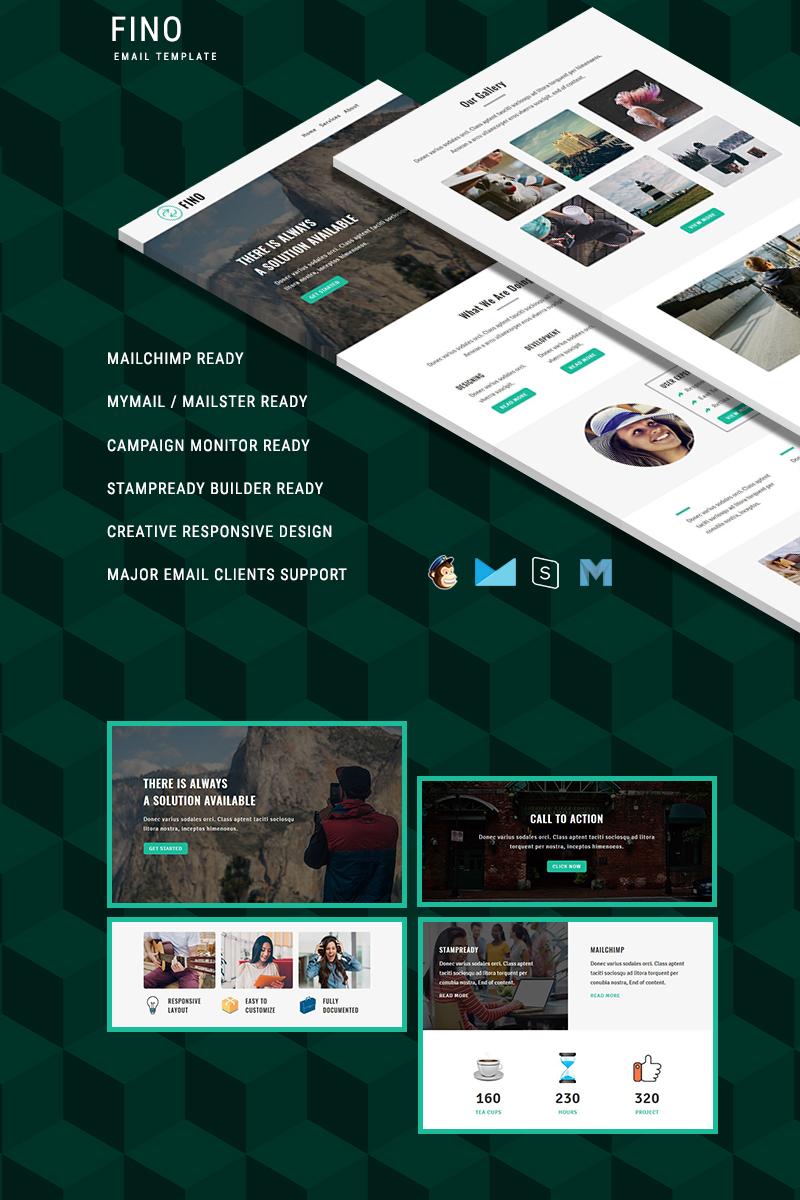 Fino - Responsive Newsletter Template - screenshot