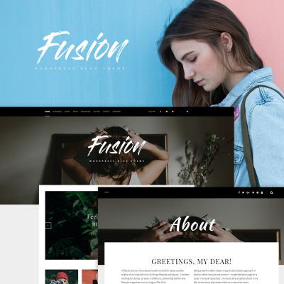 Tema de WordPress #63810 para Sitio de Moda para Mujer