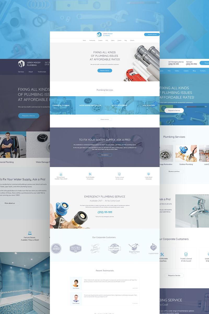 Weblium Ready-made Websites powered by TemplateMonster.com