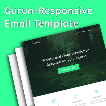 Preview image of Gurun - Responsive