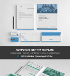 Corporate Identity #65445 | TemplateDigitale.com