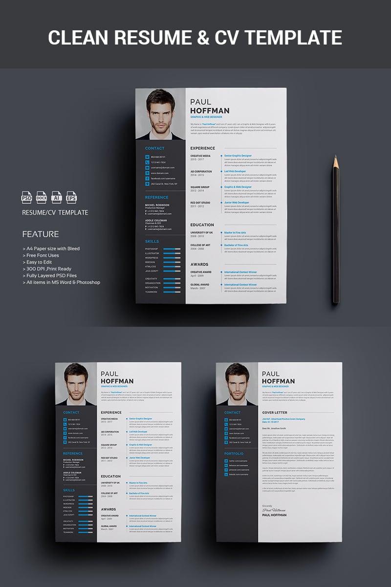 premium resume  cv