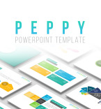 PowerPoint Template  #65467