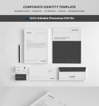 Corporate Identity #65488 | TemplateDigitale.com