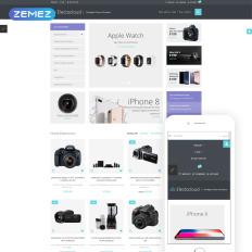 Online Store Template Monster