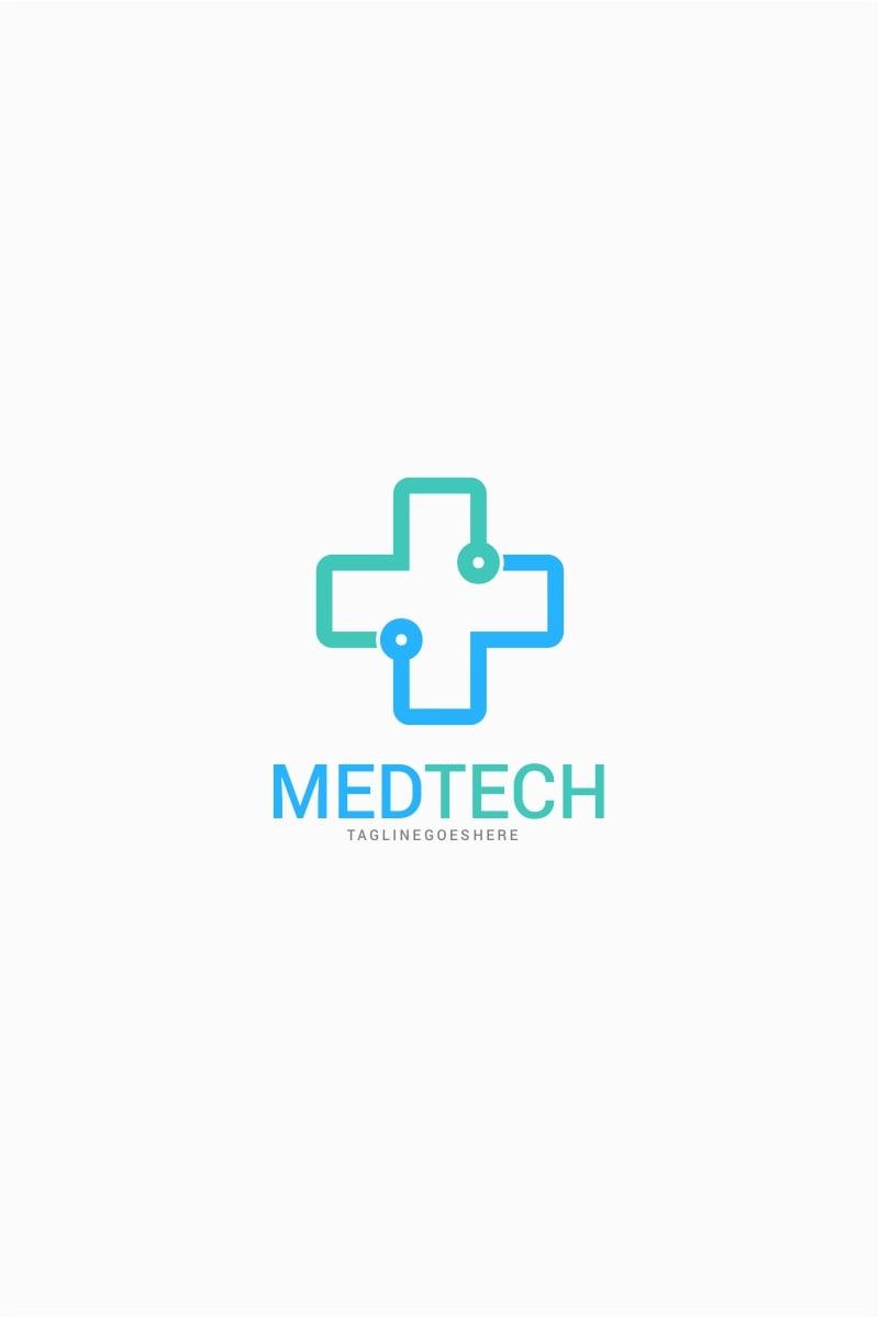 Medical Technology Logo Template #65497  Medical Technol...