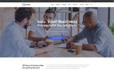 TopConsult - WordPress šablona na téma Byznys poradenství