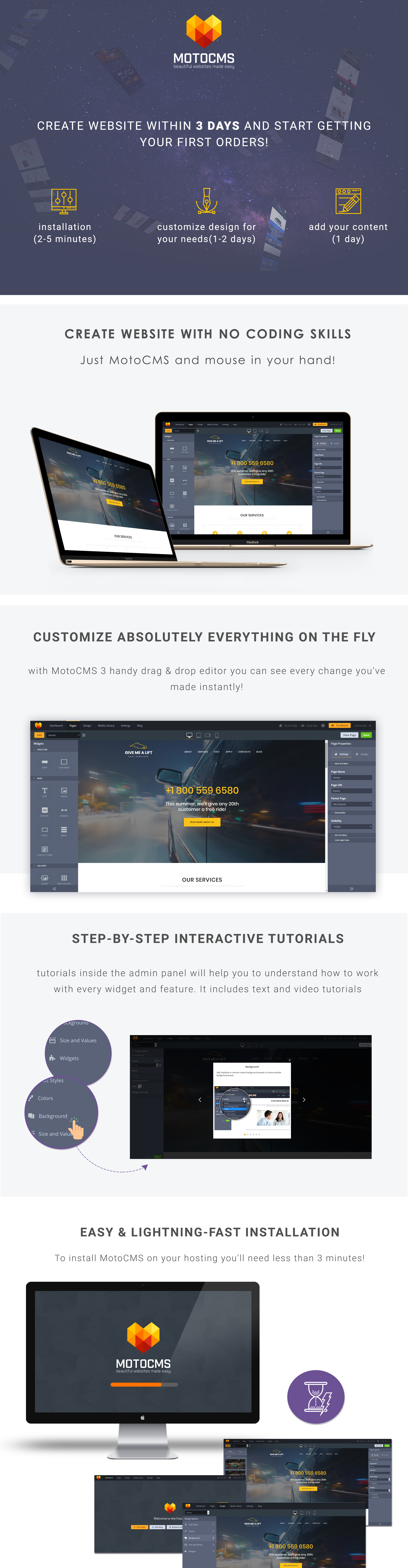 Taxi Template