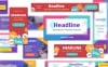 30 PSD Web Banners (AdWords) Bundle Big Screenshot