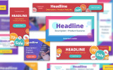 30 PSD Web Banners (AdWords) Bundle
